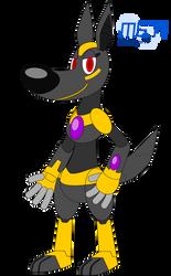 Cleo the Robot Jackal 2020