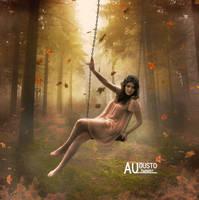 Autunno 1 by AugustoDigitalArt
