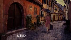 Pioggia by AugustoDigitalArt