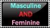 Masculine and Feminine by yotaka