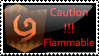 LoZ - Caution, Flammable by yotaka