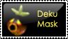LoZ - Deku Mask by yotaka