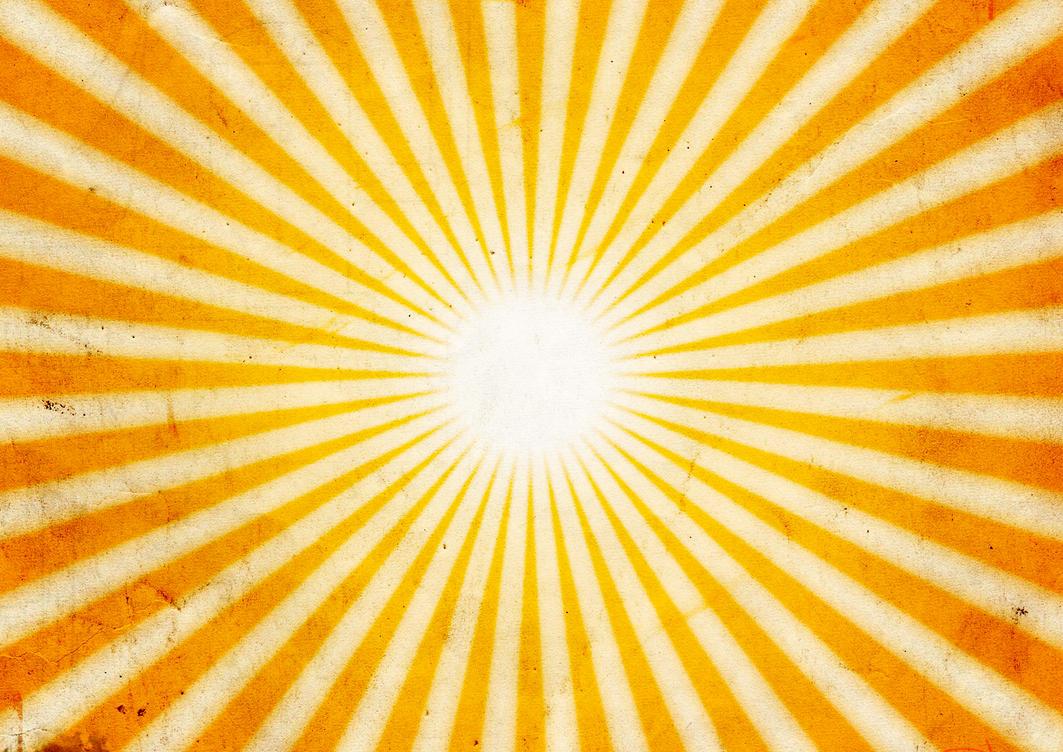 how to add sunburst in photoshop