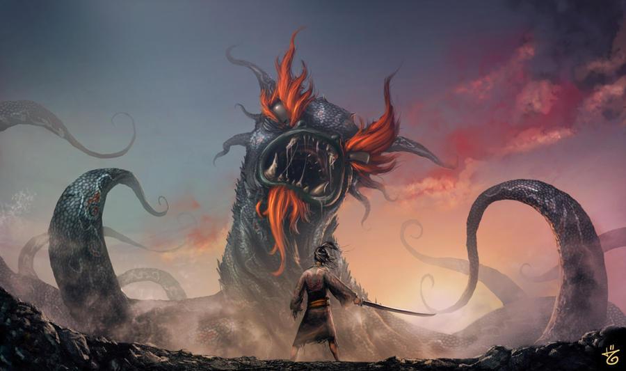 The Return of Samurai Jack by ijul