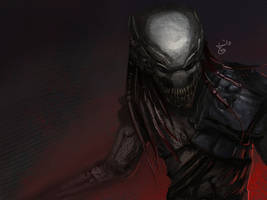 berserker predator by ijul