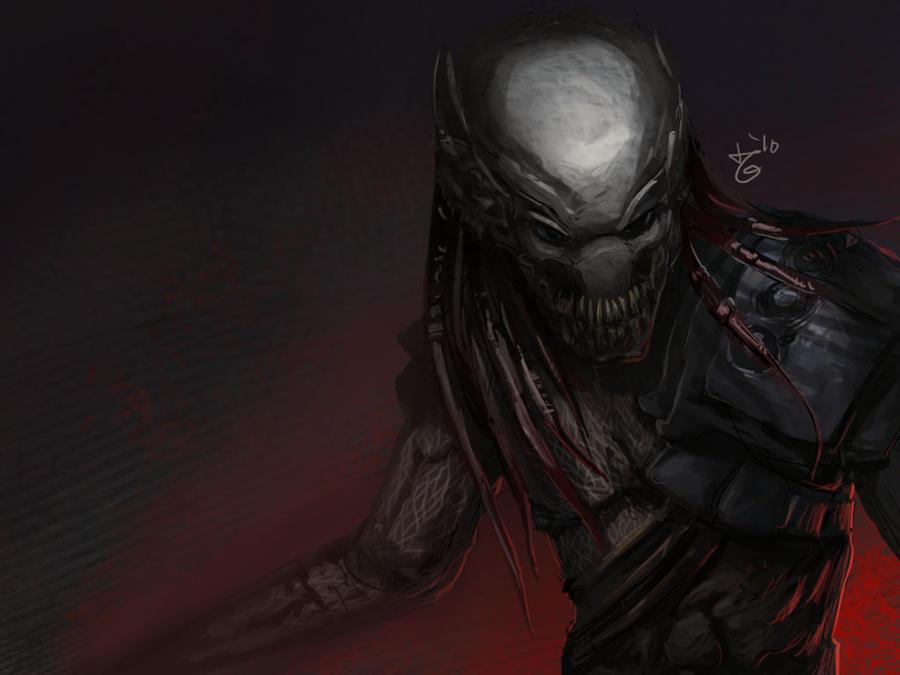 berserker predator by ijul on DeviantArt