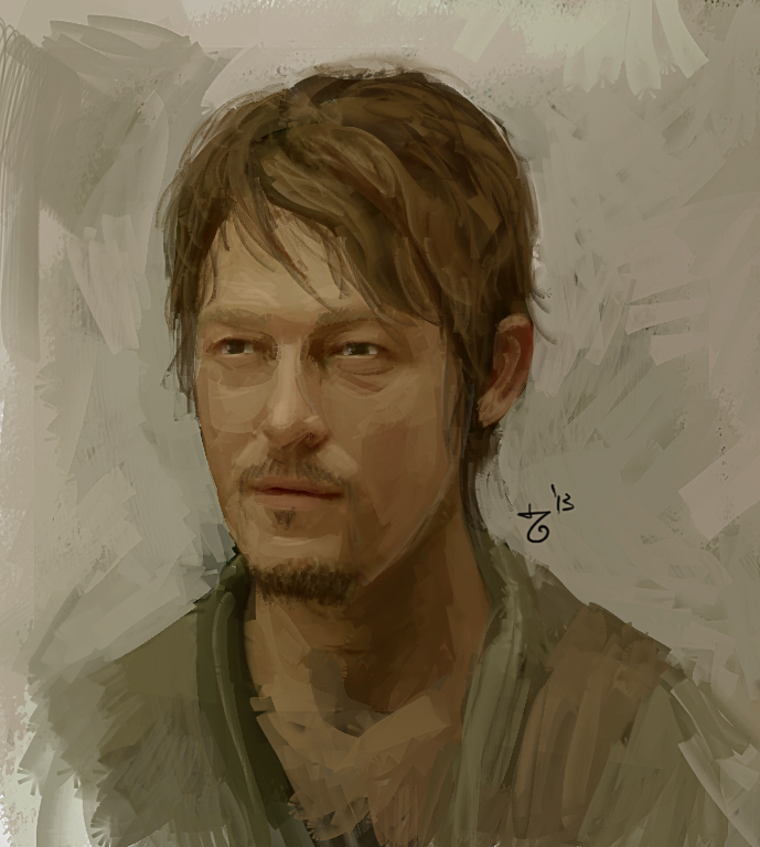 Daryl by ijul