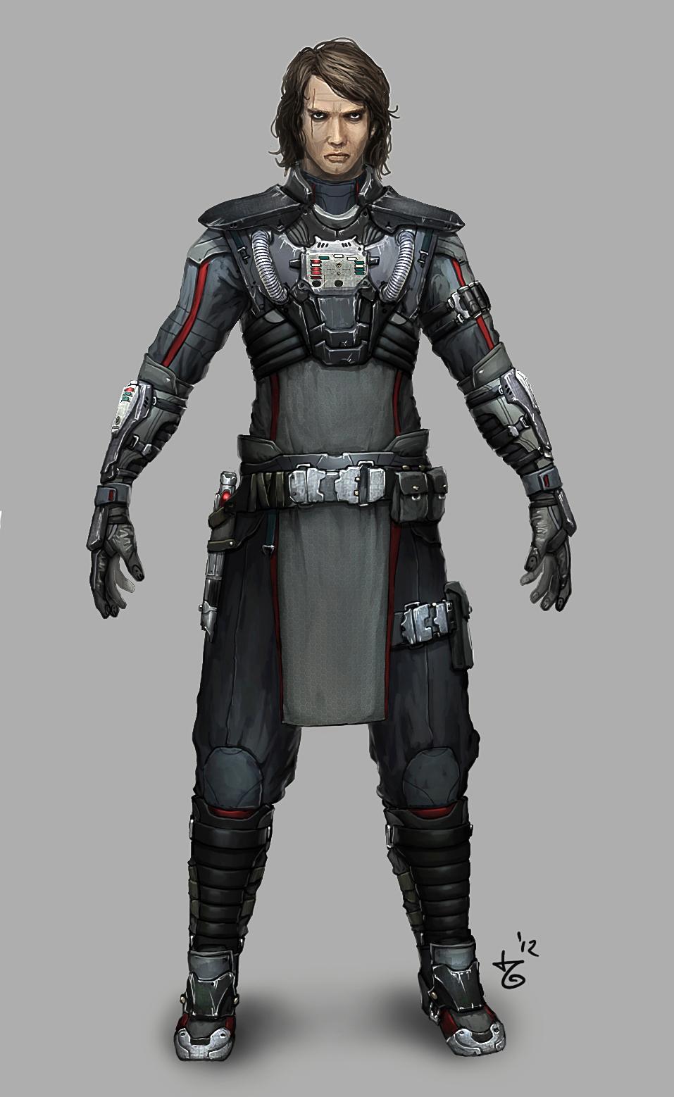 Anakin by ijul