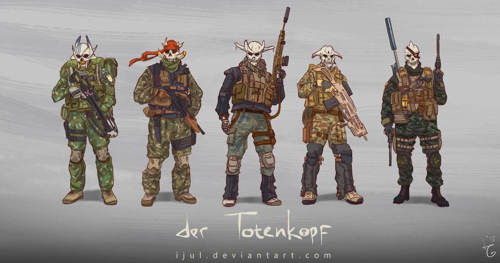 der Totenkopf by ijul