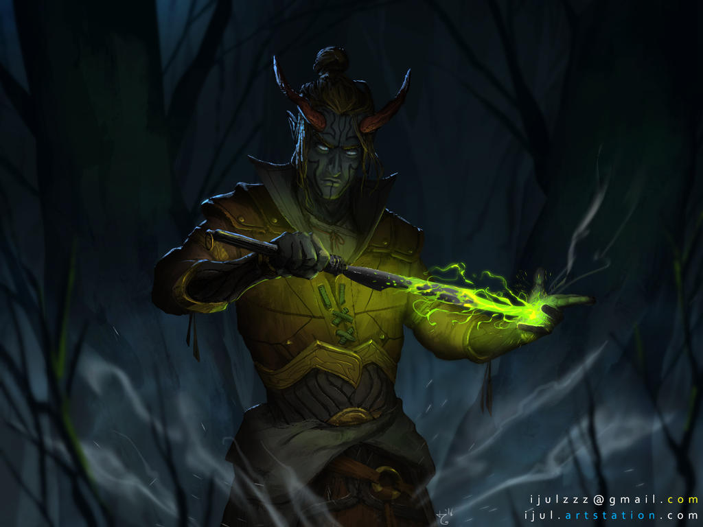 La espada del odio by ijul