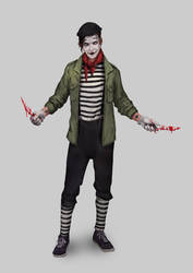 Mime Artist by ijul