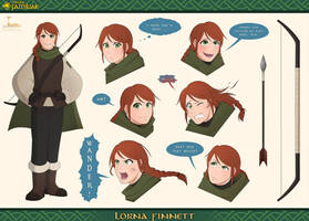 TLF: Lorna by Covarche