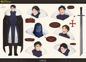 TLF: Frey by Covarche