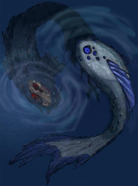 balance-Good Vs. evil by Shadowtainted