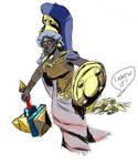 Captain Athena