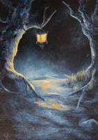Life begins at Night by ElizabethHolmes