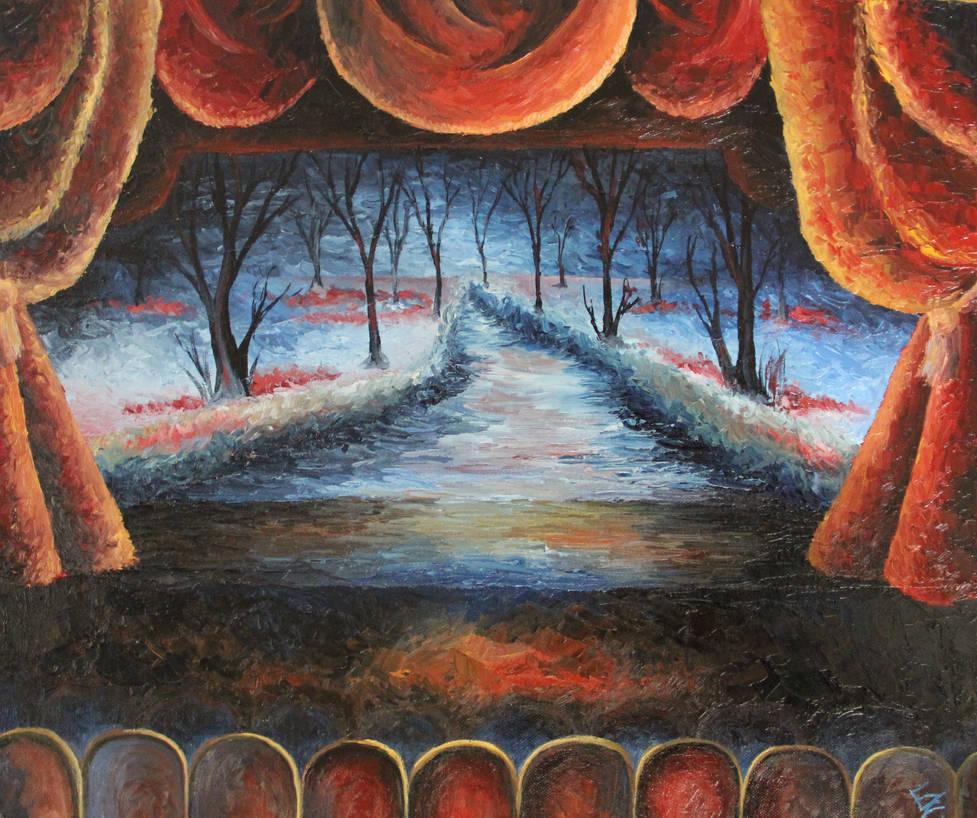 Echoing Distances by ElizabethHolmes