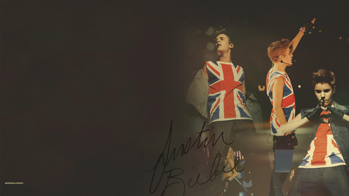 Justin Bieber Capital FM STB Desktop Wallpaper By Bieberwallpapers