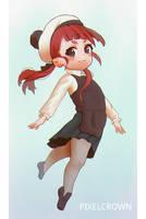 Chibi Mayu by Luyumi