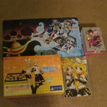 Stuff I got at Nekocon 2015: Friday by Smbzoo448