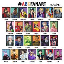 My ABC Fanart