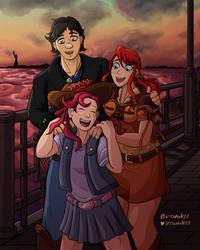 Gemini's Family [Comm]