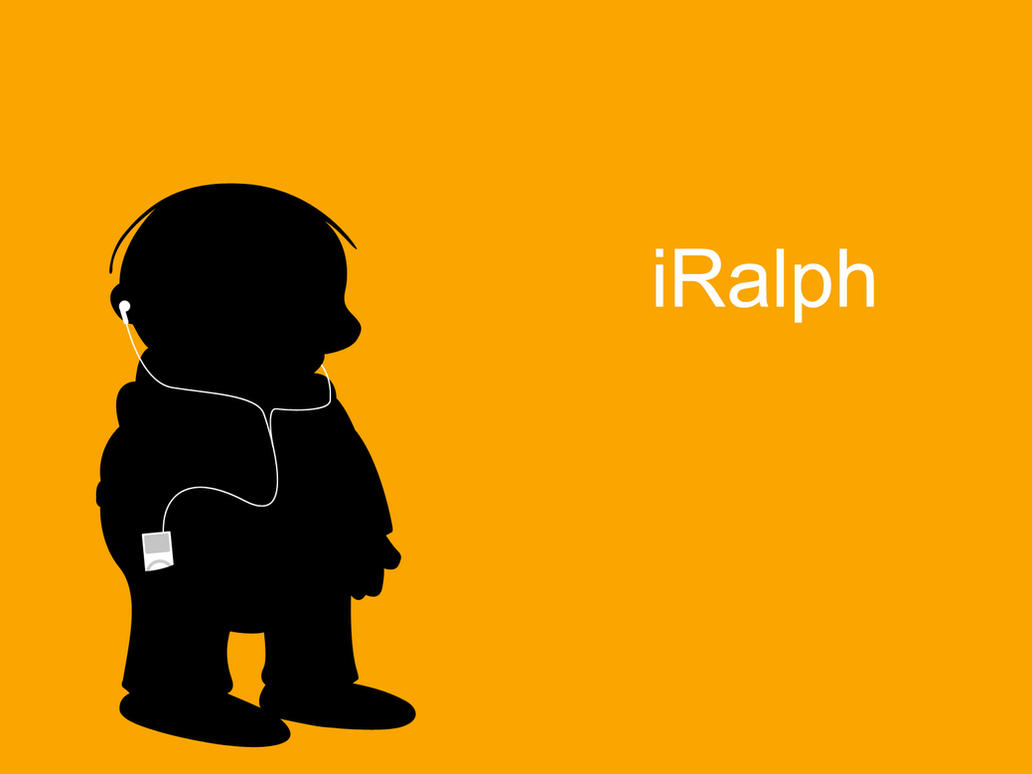 iRalph by motadacruz