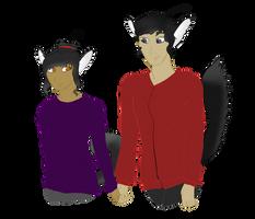 Aph+Aar Genderswap
