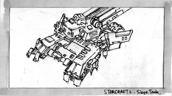 """Siege Tank"" by frankhong"