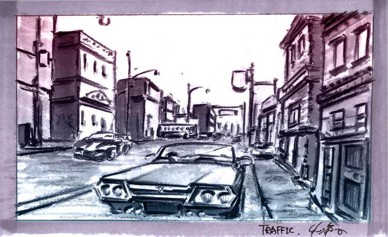 Traffic by frankhong
