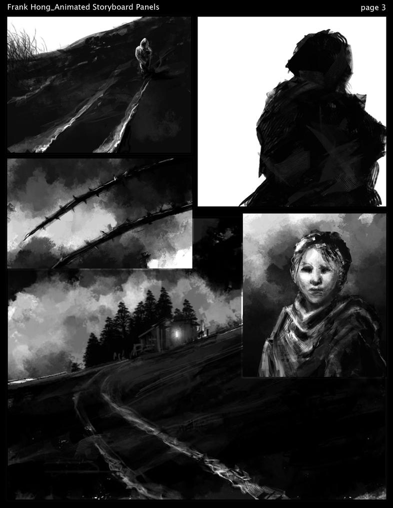 Oliver Twist Storyboard page3 by frankhong