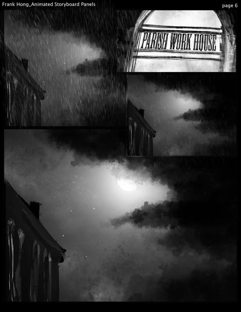 Oliver Twist Storyboard page6 by frankhong