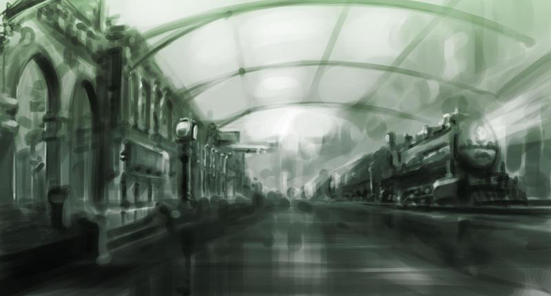 TrainStation_workinprogress by frankhong