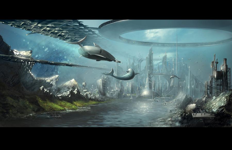 Uplift the Universe_GroundZero by frankhong