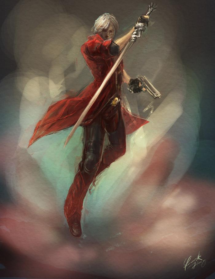 Dante by frankhong
