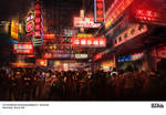 Hongkong scene