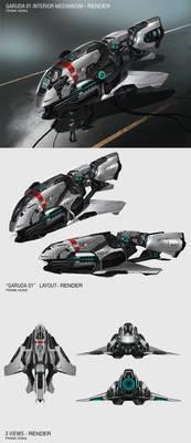 Garuda01 concept