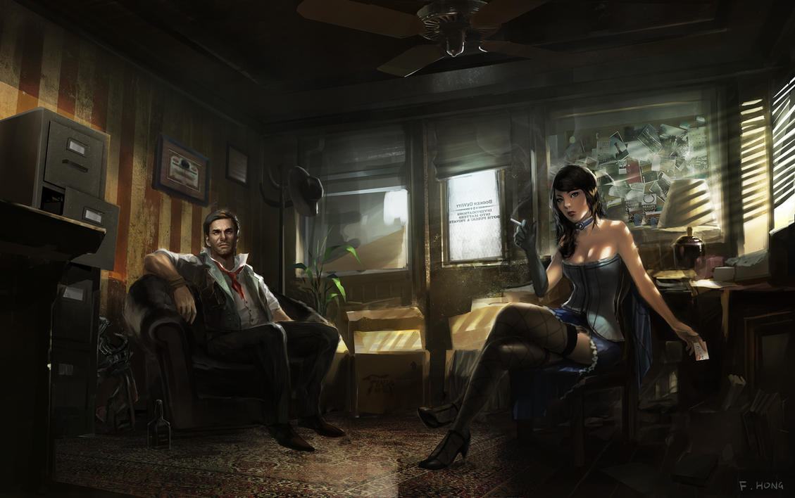 Dewitt S New Office By Frankhong On Deviantart
