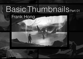 Basic Thumbnail Video Tutorial by frankhong