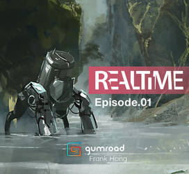 Mech in Jungle Realtime Episode.01 by frankhong