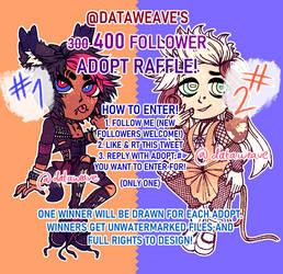 twitter adopt raffle! [OPEN]