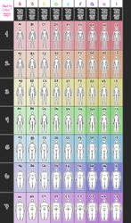 F2U body type chart by vampyricDA