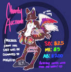 BLM TWITTER charity auction - [OPEN] by CrowleyRaine