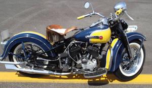 What model of Harley-Davidson?