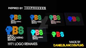 PBS 1971 Logo Remakes
