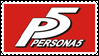 Persona 5 stamp by DolphinsKiss