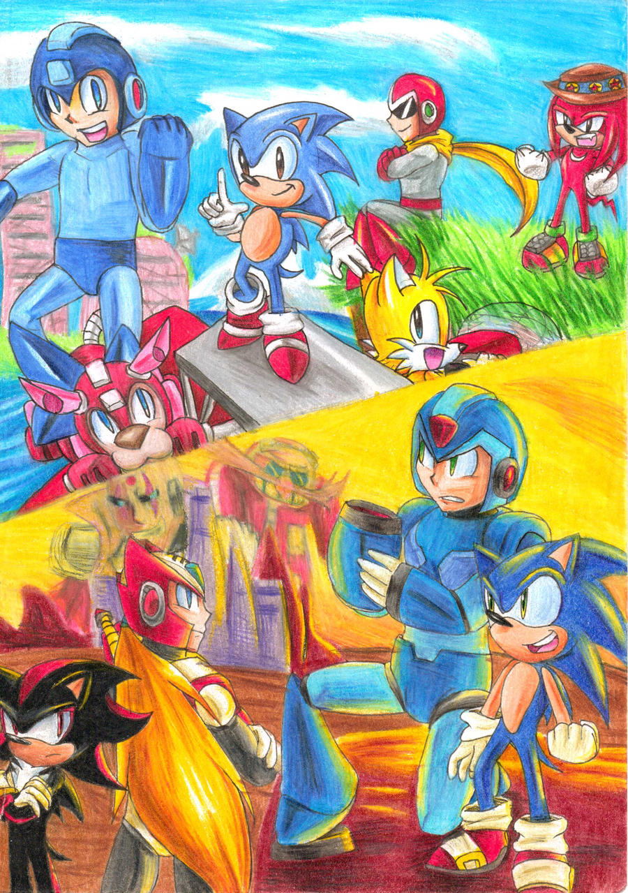 + Blue Blur-Bomber Generations + by Sonicbandicoot