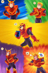 Some good ol Quick expressions by Sonicbandicoot