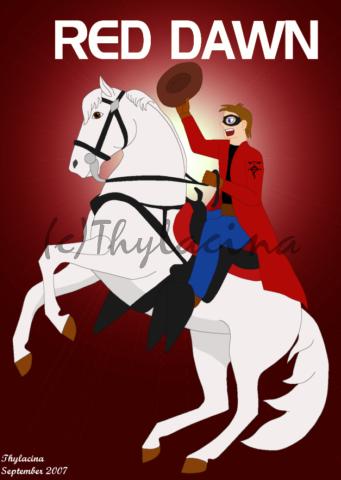 Ranger Mascot design by Thylacina