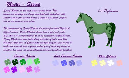 Spring Mystic breedsheet